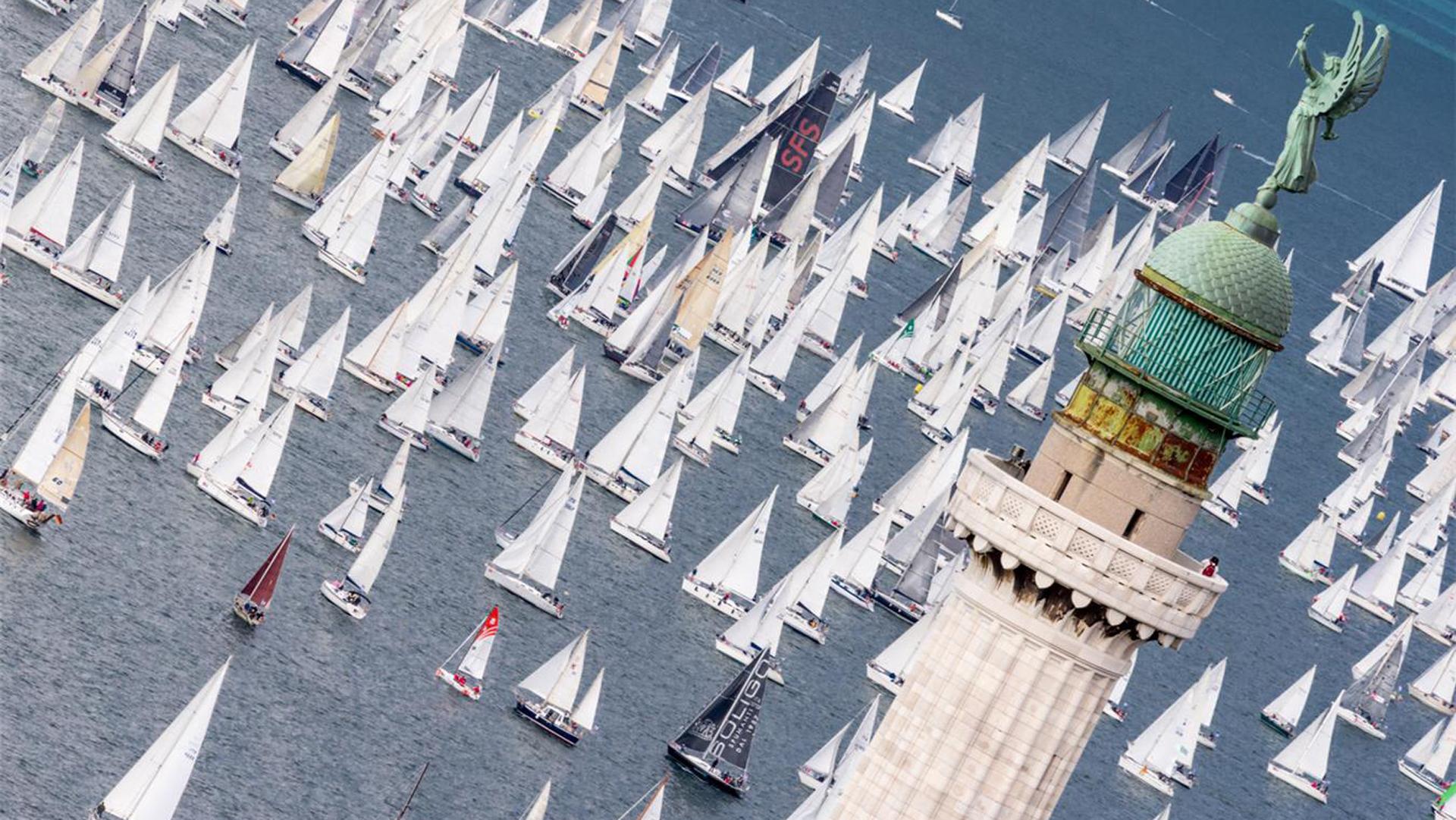 Barcolana 2018 Albatros Nautica Nautica Rimini