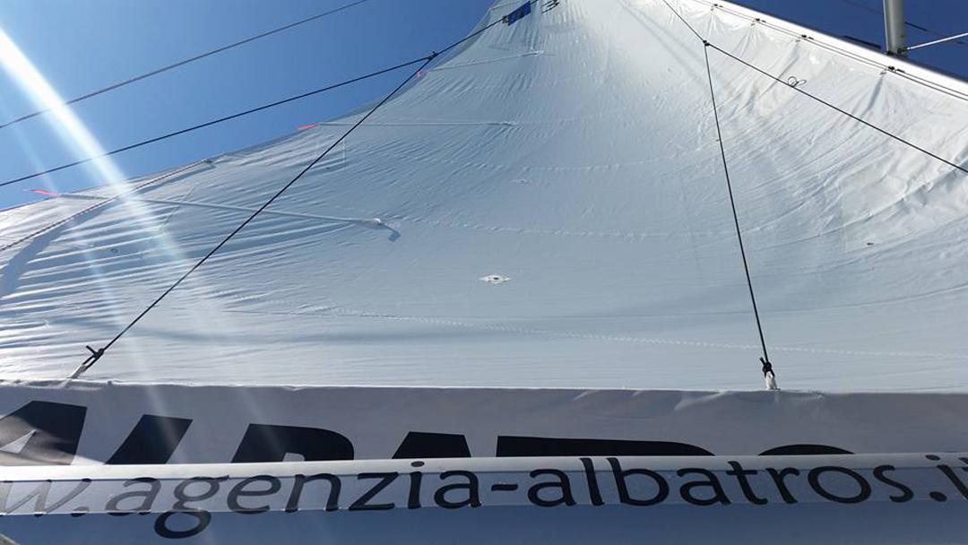 Corso di Vela Base Albatros Rimini Agenzia Nautica
