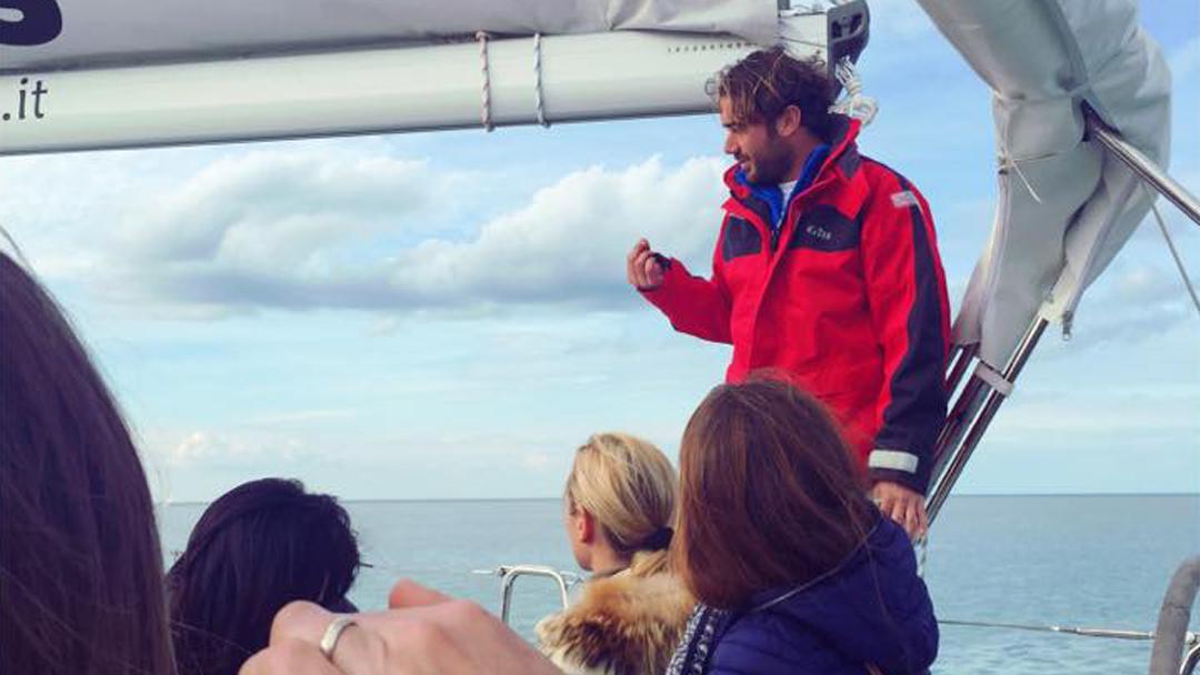 Uscite in Barca a Vela con Istrutture Rimini