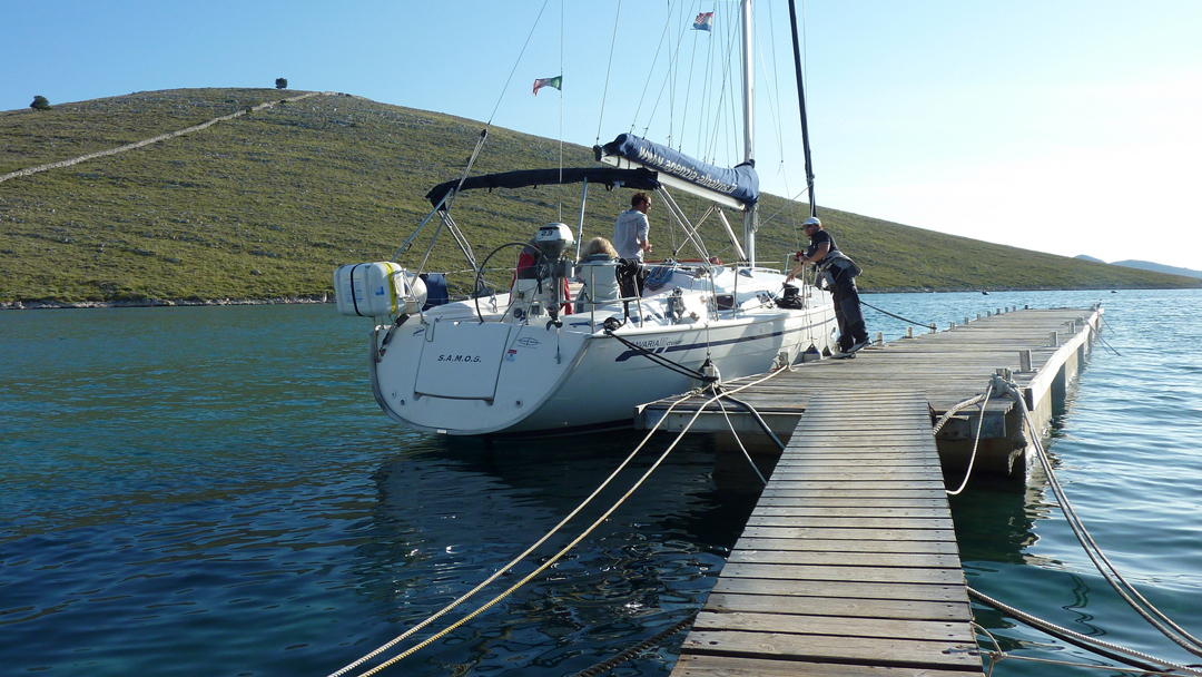 Corso Ormeggi Rimini Scuola Nautica Albatros