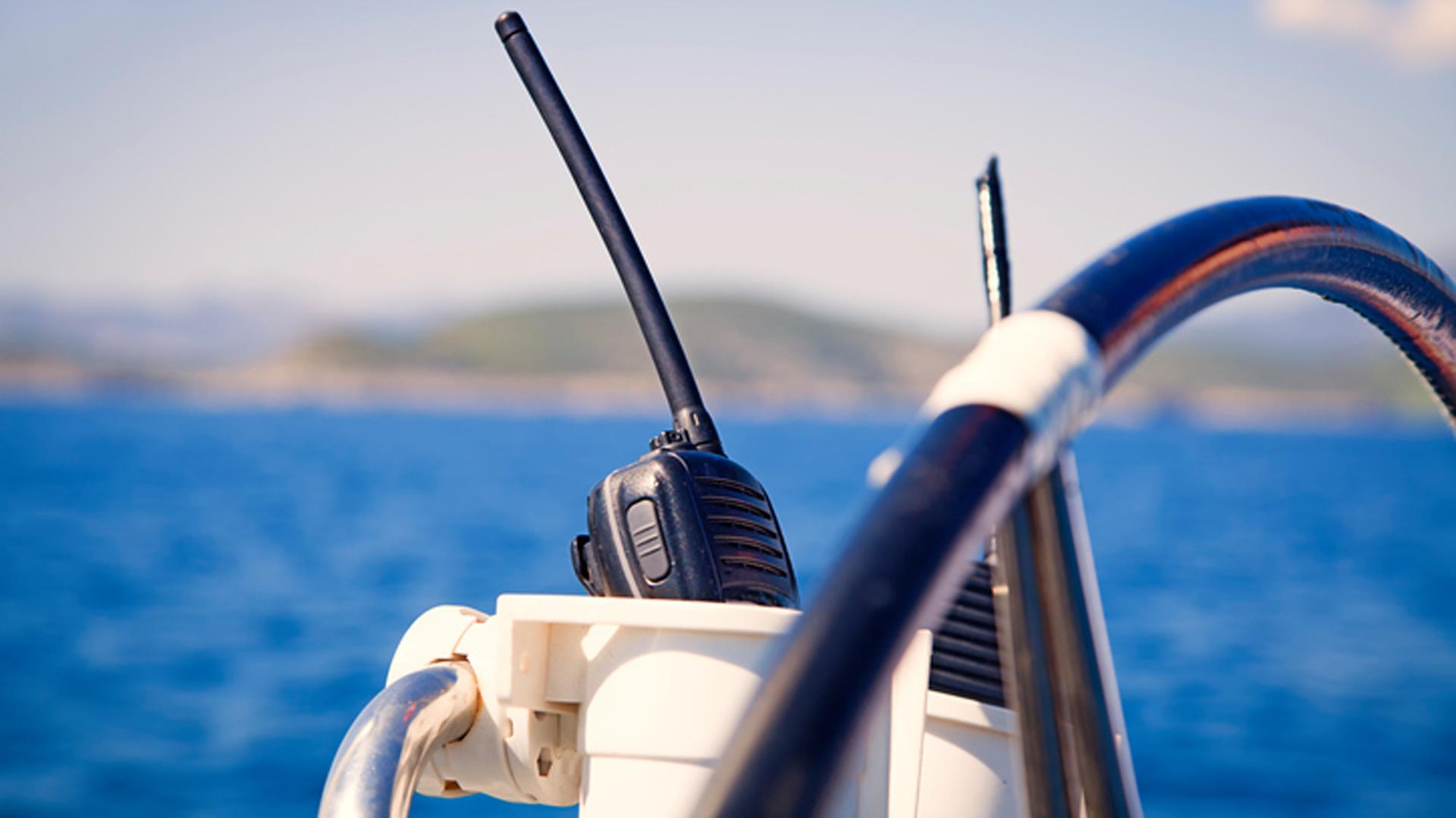 VHF comunicazione